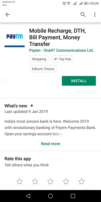 Paytm Is the Best Online Payment App Ever – Techsimian